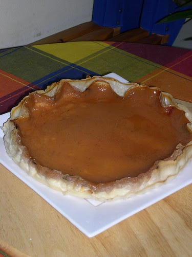 TARTA DE MEMBRILLO Y QUESO