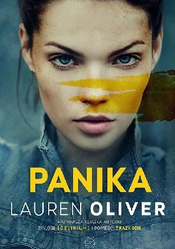 """Lauren Oliver """"Panika"""""""
