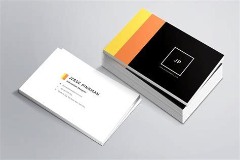 Personal Business Card Template ~ Business Card Templates