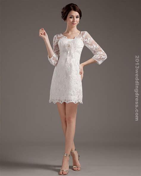 17 Best ideas about Mini Wedding Dresses on Pinterest
