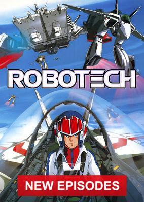 Robotech - Season 1