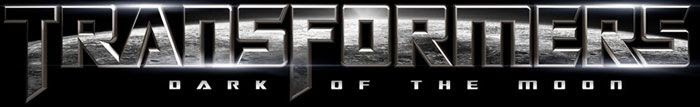 TRANSFORMERS: DARK OF THE MOON logo.