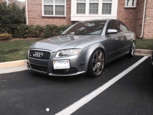 2006 Audi A4 S Line Package