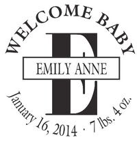 Mono - baby emily