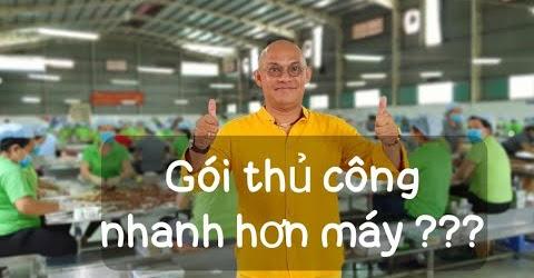 VN Unknown #47: Kẹo dừa Bến Tre P3| Lé mắt chứng kiến 800 đôi tay vàng gói kẹo dừa nhanh như máy