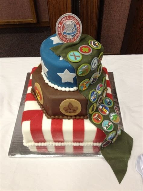 Eagle Scout Court of Honor « Kathryn's Cake Shoppe