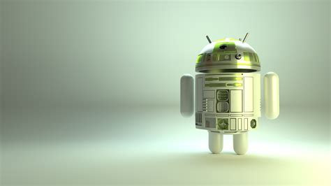 Android Robot, R2 D2 Style by ILikePixels on DeviantArt