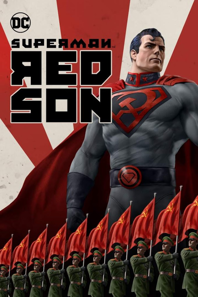 Movie : Superman : Red Son ( 2020 )