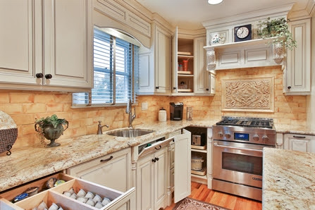 Irresistable Classic Kitchen Manasquan New Jersey by ...