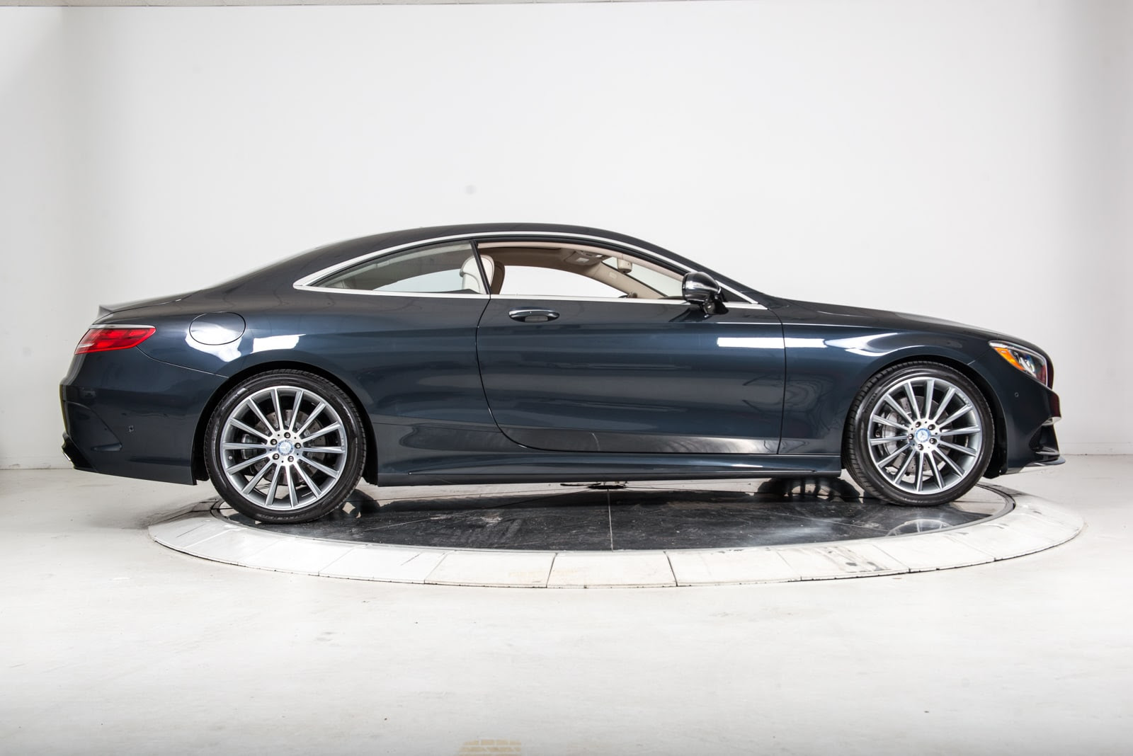 Used 2015 MERCEDES-BENZ S550 4MATIC COUPE For Sale ...