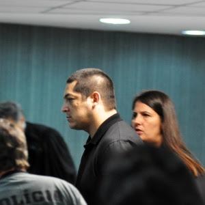 O cabo Sérgio Costa Júnior foi condenado pelo assassinato da juíza Patricia Acioli