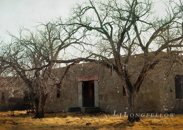 Clauch School - New Mexico Ghost Town 10/365