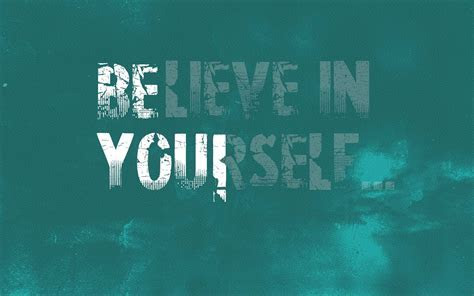 Believe In Yourself   HD Motivation Wallpapers for Mobile