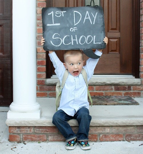 what do students what to know on the first day of school 1 2 3 4 5 6 7