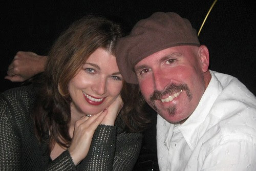 Shannon and Me @ Boardners in Hollywood