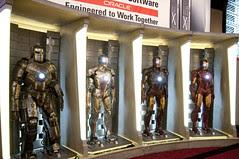 Iron Man, Oracle OpenWorld & JavaOne + Develop 2010, Moscone North