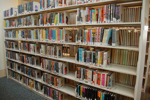 January 24: At the Library