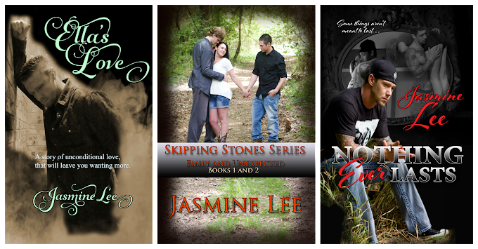 Signed Paperbacks up for order - Jasmine Lee
