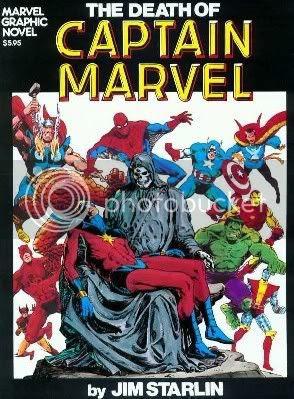 A morte de Mar-Vell