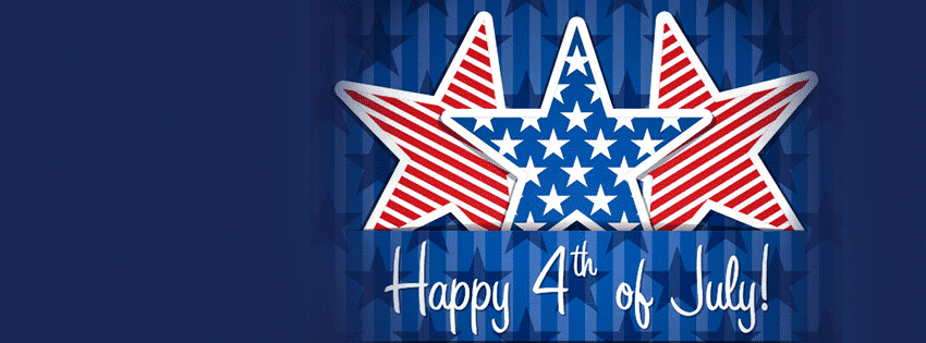 Happy 4th Of July Independence Day 2014 Facebook Cover Photos