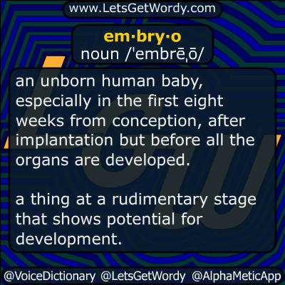 embryo 05/09/2015 GFX Definition