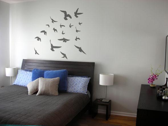 Group Design: Help Choose a Wall Decal! - Mochi Home | Modern art