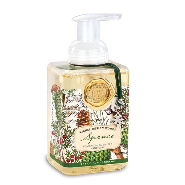 Michel Design Works Foaming Hand Soap Gifts Museum Outlets