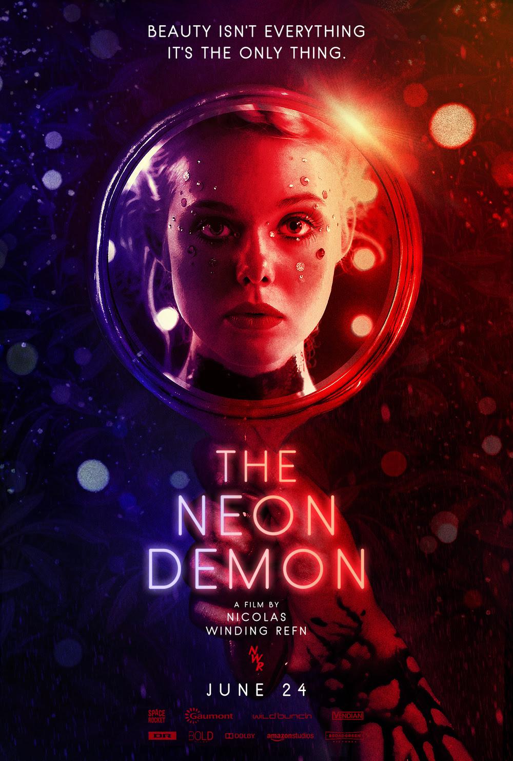 Risultati immagini per neon demon poster