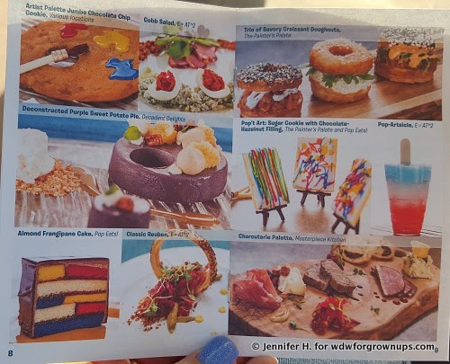 Guest Review Culinary Arts At The Epcot International Festival Of The Arts