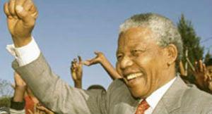 Arquivo de Nelson Mandela - Divulgação