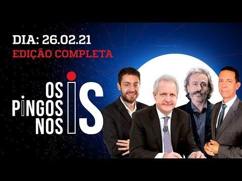 Os Pingos Nos Is  - GOVERNADORES ENCARCERAM O POVO/ BOULOS RÉU/ IMPEACHMENT DE MORAES