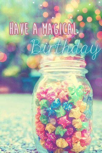 Happy Birthday With Lucky Stars. Free Birthday Wishes