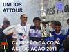 Unidos Attour conquista título invicto da Copa Associação de futebol de Itatiba