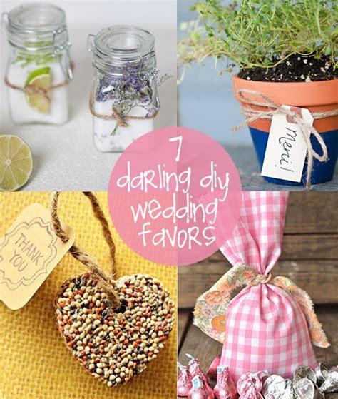 cheap diy wedding favors   creative gift ideas   wedding