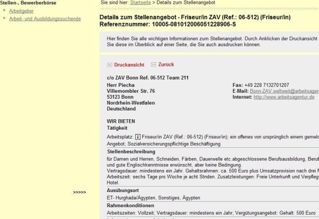 Hairwebde Goodbye Deutschland Friseure Im Ausland Arbeit Jobs