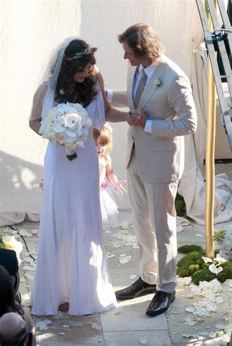 PHOTOS Milla Jovovich and Paul W. S. Anderson wedding