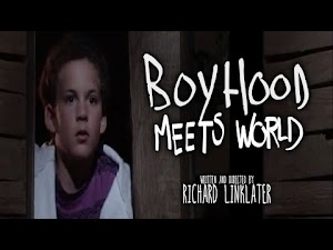 Silly because it Sounds, This 'Boy(hood) Meets World' Mashup may provide you with Goosebumps
