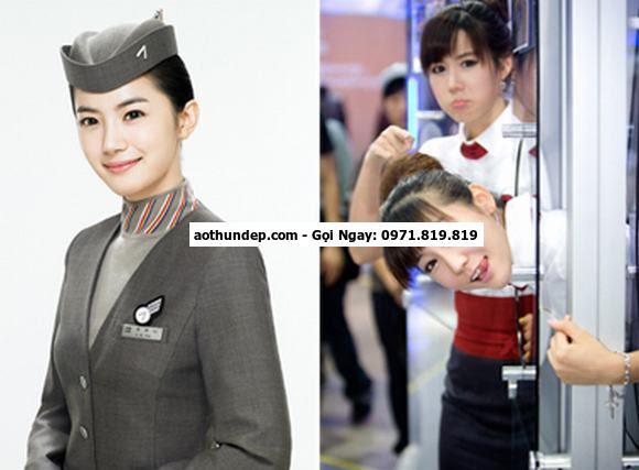 đồng phục tiếp viên hàng không trung quốc