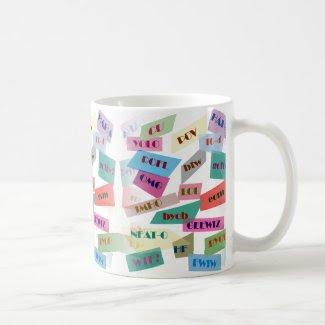 Textings and Sayings Coffee/Tea Mug