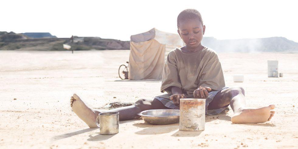 17 millones de niños sufren desnutrición aguda grave provocada por la falta de alimentos.