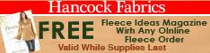 234x60 Fleece Ideas Magazine