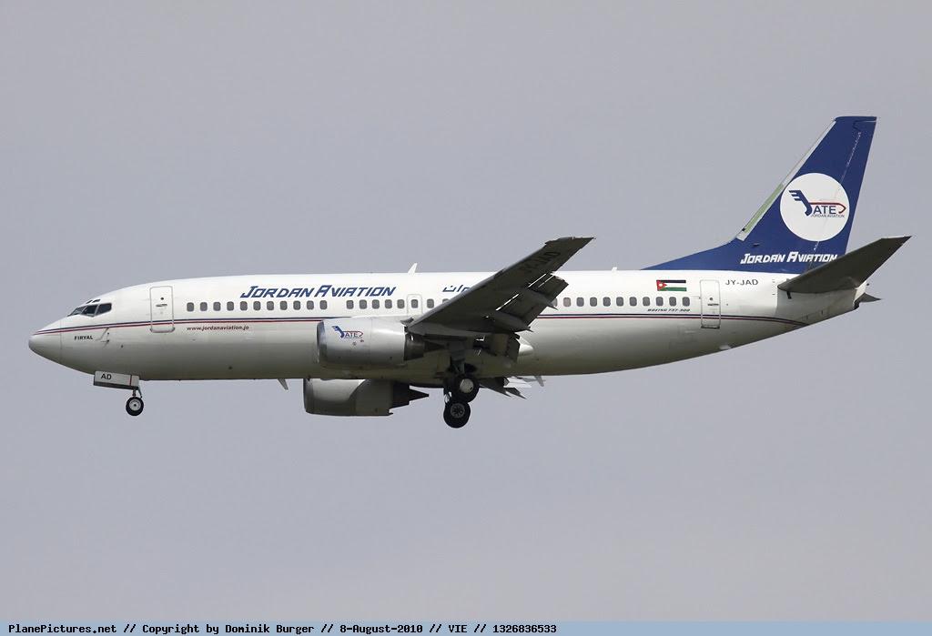 Alexandria Airlines' 737-300