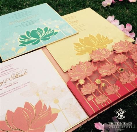 3D Pastel Wedding Invitation cards in 2019   The Wedding