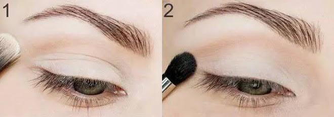 Hướng dẫn chi tiết từng bước một với 4 kiểu eyeline thanh mảnh sắc nét dành cho nàng mới tập tành kẻ mắt - Ảnh 10.