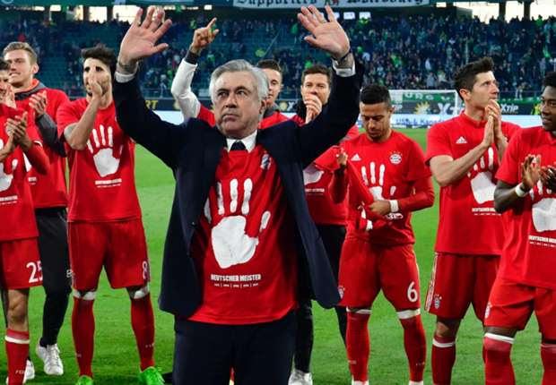 'We made history' - Bayern Munich players celebrate fifth consecutive Bundesliga title