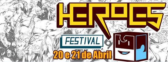 Heroes Festival, evento quadrinhos Belo Horizonte, Ila Fox