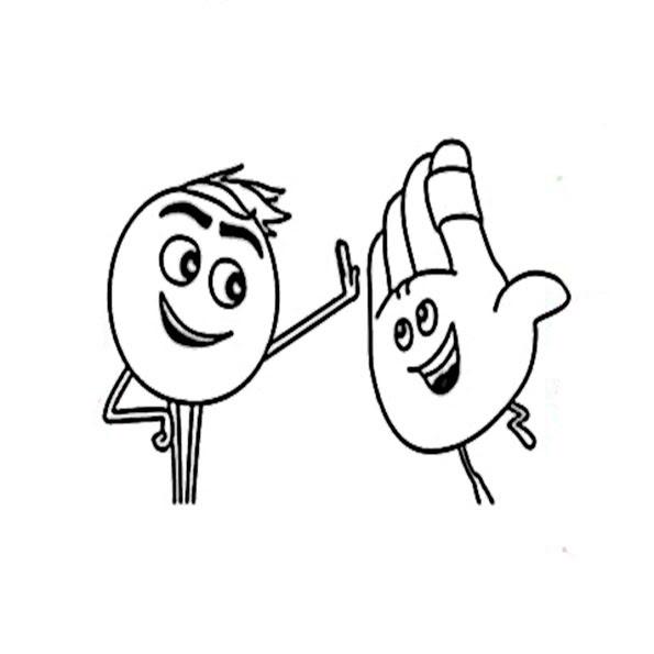 ausmalbilder einhorn emoji  malvorlagen