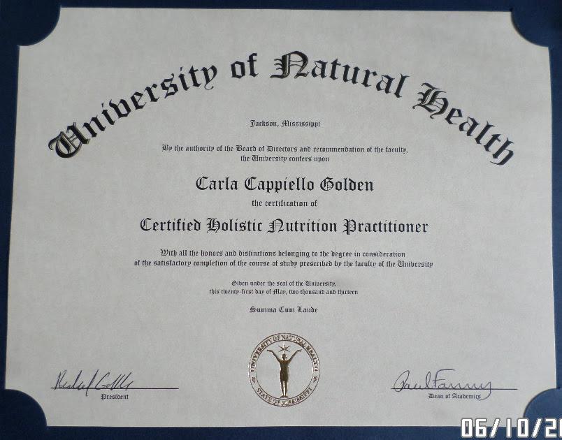 Nutrition News: Certified Nutrition Specialist Online Programs