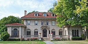 English: Berry Gordy House, Boston Edison Dist...