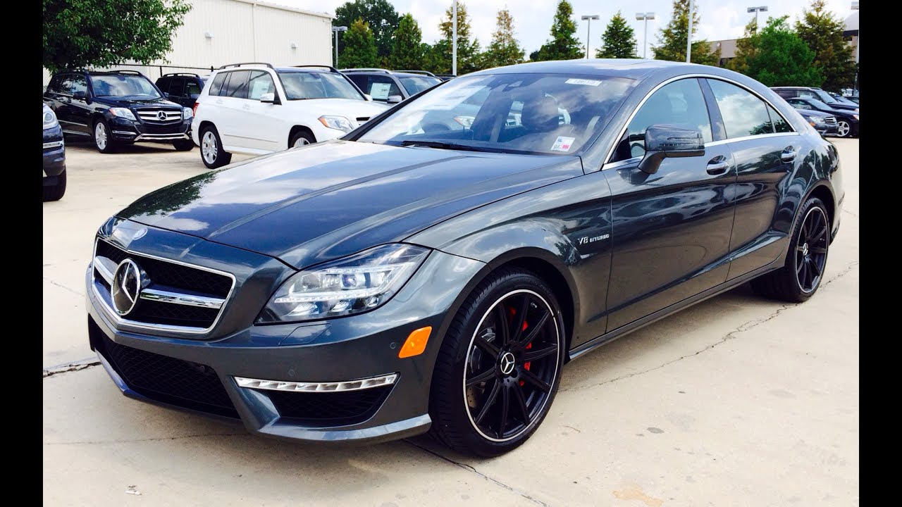 2014 Mercedes Benz CLS63 AMG S-Model 4Matic Coupe Exhaust ...